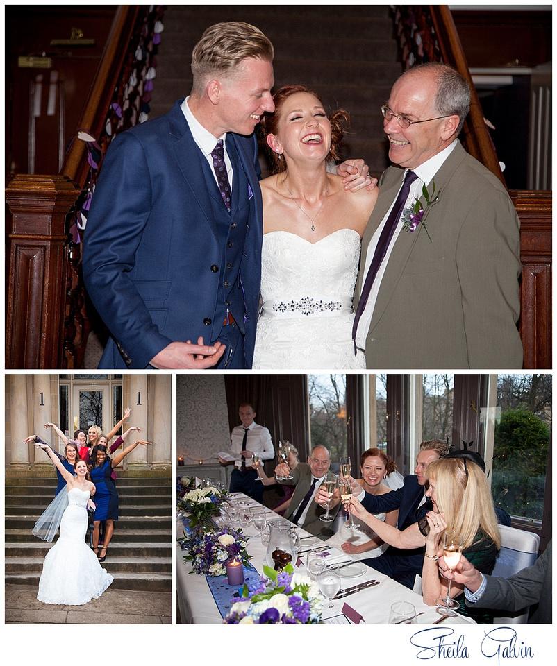Sheila Galvin Photography,wedding photographs hotel du vin glasgow, 1 devonshire glasgow wedding17