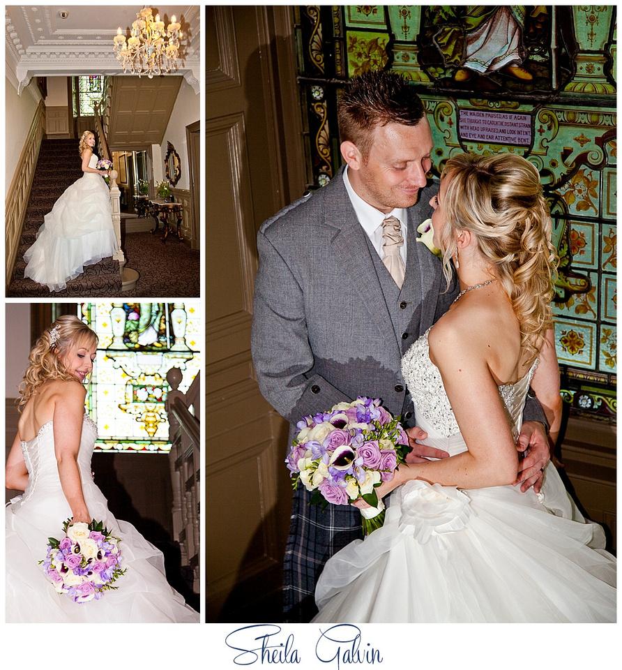 Sheila Galvin Photogaphy, Wedding Lynnhurst Hotel Johnstone, Wedding Renfrewshire11