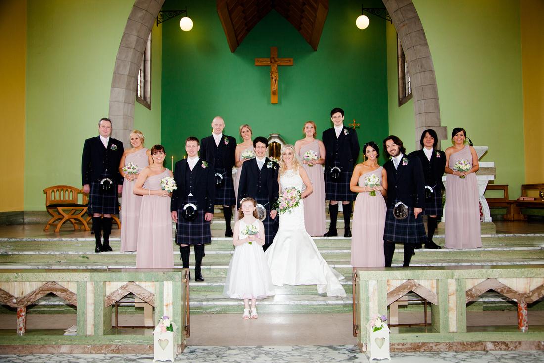 Wedding mar hall, pre-wedding photo shoot, castle semple loch lochwinnoch040