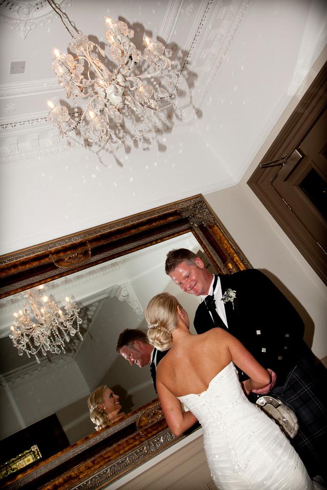 wedding at the Lynnhurst Hotel, Johnstone