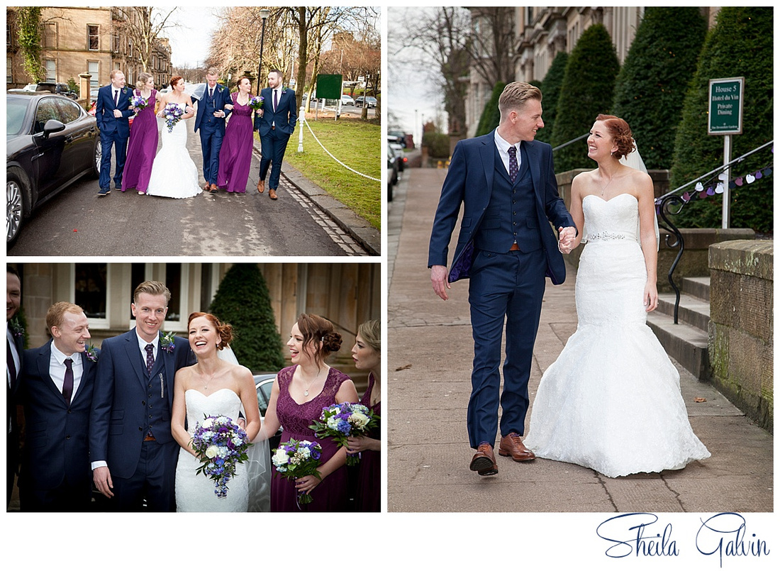 Sheila Galvin Photography,wedding photographs hotel du vin glasgow, 1 devonshire glasgow wedding12
