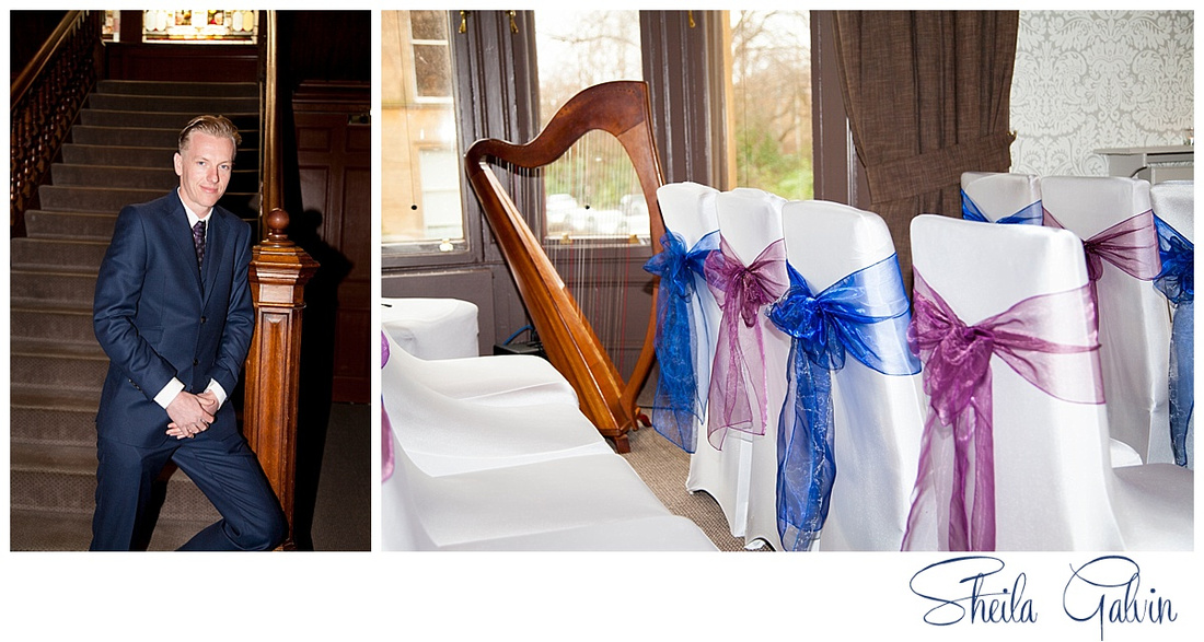 Sheila Galvin Photography,wedding photographs hotel du vin glasgow, 1 devonshire glasgow wedding03