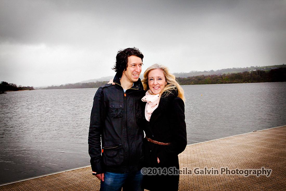 Wedding mar hall, pre-wedding photo shoot, castle semple loch lochwinnoch005